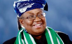 Senate President congratulates Okonjo-Iweala on her emergence as WTO DG
