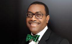 AfDB's Akinwumi Adesina, three others win Academy of Public Health's 2020 top Distinguished Fellowship Award