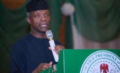 Vice President Osinbajo launches new manual to promote transparency in port operations