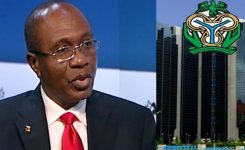 CBN boss calls for diversification, wants Nigeria to develop sports, others to attracts forex
