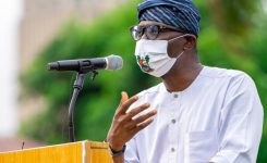 Lagos Cannot Afford To Relax Battle Against Coronavirus- Gov Sanwo-Olu