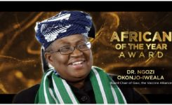 Ngozi Okonjo-Iweala Named Forbes Africa Person of the Year 2020