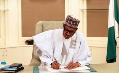 Nigeria: Full text of President Buhari's New Year Speech