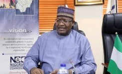 Zik Prize: Danbatta Dedicates Award to NCC Board, Management, Staff