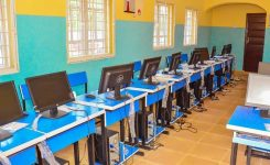 Danbatta seeks Stakeholders' support for Ubiquitous ICT Adoption, as Huawei donates ICT Lab to Alma Mater