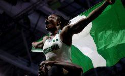 Oborududu wins Nigeria's first Olympic wrestling medal